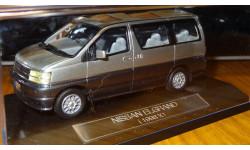 Nissan Elgrand 1998X, Hi-Story, 1:43, Cмола, масштабная модель, 1/43