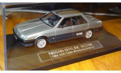Nissan Skyline Sedan 1984 2000 Turbo Intercooler RS-X, Hi-Story, 1:43, Смола