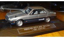 Nissan Skyline Sedan 1981 2000 RS Hi-Story, P&S, 1:43, Смола, масштабная модель, 1/43