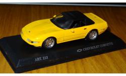 Chevrolette Corvette Soft Top Detail Cars, масштабная модель, 1:43, 1/43