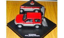 Mitsubishi Pajero Pinin Vitesse, 1:43, металл, масштабная модель, 1/43