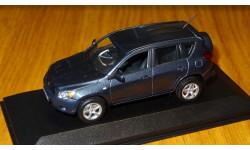 Minichamps Toyota RAV 4 III 2006-2009, 1:43, металл, масштабная модель, 1/43