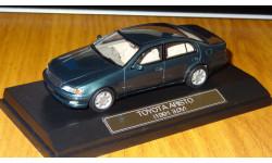 Toyota Aristo 1991 3.0V Hi-Story 1:43 смола