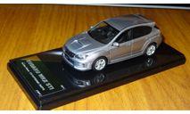 Subaru Impreza WRX STI A-Line 5door STI, 2011, Wit's, 1:43, смола, масштабная модель, 1/43