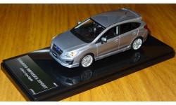 Subaru Impreza Sport 2.0i-S EyeSight, 2013, Wit's, 1:43, смола