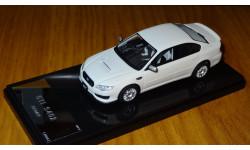 Subaru Legacy STI S402, 2009, Wit's, 1:43, смола