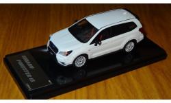 Subaru Forester tS, 2014, Wit's, 1:43, смола