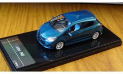 Toyota Vitz RS, 2012, Wit's, 1:43, смола