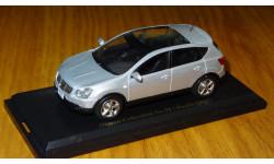 Nissan Dualis J-Collection 1:43, металл, в боксе, масштабная модель, 1/43, Hachette