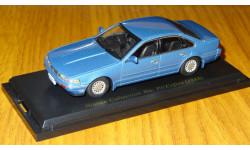 Nissan Cefiro 1988 из Nissan Collection, 1:43, металл, в боксе