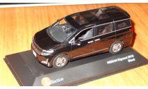 Nissan Elgrand 2010 J-Collection 1:43, металл, в боксе, масштабная модель, 1/43