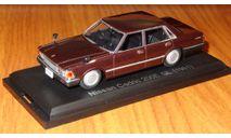 Nissan Cedric 200E GL 1981 Японская журналка, 1:43, металл, масштабная модель, 1/43, Hachette