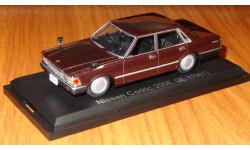 Nissan Cedric 200E GL 1981 Японская журналка, 1:43, металл