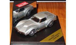 Chevrolet Corvette 1968 Vitesse, 1:43, металл, масштабная модель, 1/43