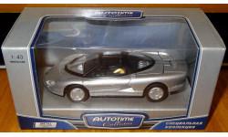 Chevrolet Corvette Indy серый 'Motor Max, масштабная модель, 1:43, 1/43