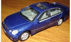 Lexus GS300 (Toyota Aristo) синий