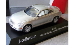 Lexus SC430 (Toyota Soarer) 2003 J-collection, масштабная модель, 1:43, 1/43