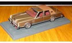 Lincoln Continental Mark VI 1980-1983, NEO, смола, масштаб 1:43, масштабная модель, 1/43, Neo Scale Models