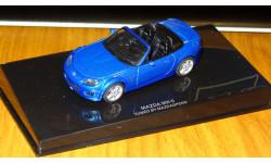 Mazda MX-5 tuned by Mazdaspeed Autoart в масштабе 1:43, металл