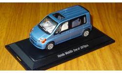 Honda Mobilio One, Ebbro, 1:43, металл, масштабная модель, 1/43