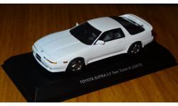 Toyota Supra 2,5 Twin Turbo R (JZA70), J-Collection, металл, 1:43