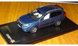 Subaru Forester XT 2013 Limidet Edition, Premium X, металл, 1:43