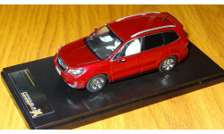 Subaru Forester XT 2013 Limited Edition, Premium X, металл, 1:43, масштабная модель, 1/43