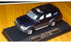 Toyota Land Cruiser Prado TZ 1996, Hi-Story 1:43 смола