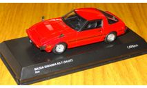 Mazda Savanna RX-7 (SA22C), Kyosho,1:43, металл, Леворульная, масштабная модель, scale43