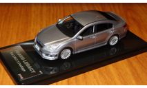 Subaru Legacy B4 2.5GT S Package, 2009, Wit's, 1:43, смола, масштабная модель, scale43