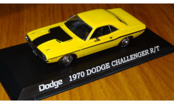 Dodge Challenger R/T Scat Pack 1970,Greenlight, 1:43, Металл
