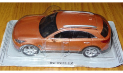 Infiniti FX35 журналка, в блистере, с журналом