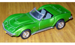 Chevrolet Corvette Stingray, Bounty Killer, New Ray, 1:43 Металл, масштабная модель, 1/43