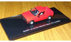 Suzuki Mighty Boy 1983 Dism RCM Смола 1:43 в боксе