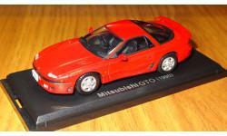Mitsubishi GTO (1990) Японская журналка №74, 1:43, металл, в боксе