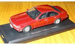 Nissan Cefiro (1988)  Японская журналка №60,1:43, металл, в боксе