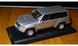 Nissan Safari Японская журналка №176 1:43, металл, в боксе, масштабная модель, 1/43, Hachette