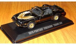 Pontiac Firebird Trans Am 1979 к/ф 'Kill Bill' (Убить Билла), GreenLight, 1:43, металл