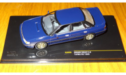 Subaru Legacy 2.0 Turbo RS blue (CLC226) IXO, 1:43, металл