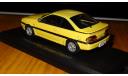 Nissan NX Coupe (1990) Японская журналка №65, 1:43, металл, в боксе, масштабная модель, 1/43, Hachette