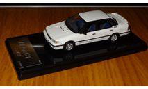 Subaru Legacy 2.0 RS 1989, Wit's, 1:43, Смола, масштабная модель, 1/43