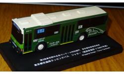 Hino Blue Ribbon 1982-2000 V-X607, ColdCast, Kyosho, 1:80