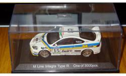 Honda Integra Type R M-Line, Ebbro,1:43, металл