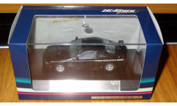 Nissan Silvia NISMO 270R, 1993, Black, Hi-Story, 1:43, Смола