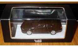 Nissan Silvia 2.0 Spec R V Package, 2002, Black, Wit's, 1:43, Смола