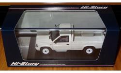 Nissan Datsun Truck Long Body AD (1985), White, Hi-Story, 1:43, смола