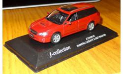 Subaru Legacy 2,0 GT Wagon J-Collection, металл, 1:43