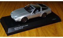 Nissan Fairlady Z 300ZR 1986 Kyosho 1:43 металл, масштабная модель, 1/43