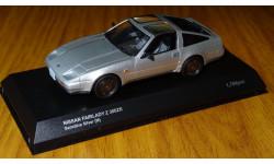 Nissan Fairlady Z 300ZR 1986 Kyosho 1:43 металл