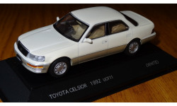 Toyota Celsior 1992 UCF11 TOSA, 1:43, металл